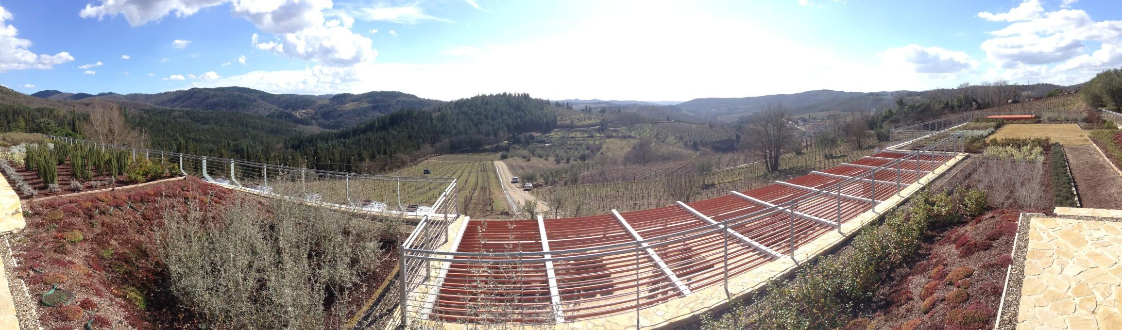 Riecine Panorama